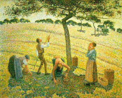 Pissarro Obra y Belleza