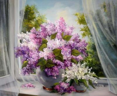 Hermosas Flores en Primavera